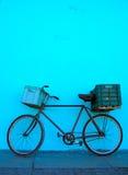 Bicicletta in Cuba Fotografie Stock