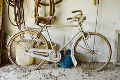 Bicicletta d'annata Fotografia Stock