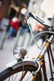 Bicicletta d'annata fotografie stock