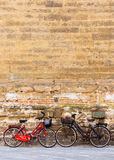 Bicicletta d'annata Immagine Stock Libera da Diritti