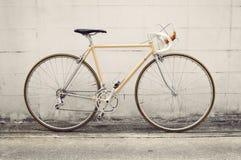 Bicicletta d'annata della strada Fotografia Stock Libera da Diritti