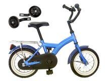 Bicicletta del bambino Fotografie Stock Libere da Diritti