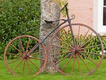 Bicicletta del Boneshaker fotografie stock