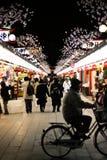 Bicicletta del Giappone Fotografia Stock