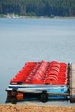 Bicicletta dell'acqua fotografia stock libera da diritti