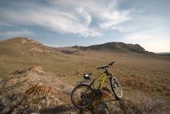 Bicicletta della montagna Immagine Stock