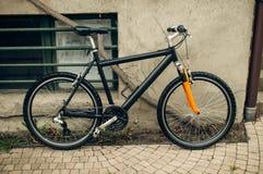 Bicicletta della montagna Immagini Stock Libere da Diritti