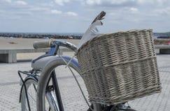 Bicicletta della nonna Fotografia Stock Libera da Diritti