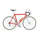 Bicicletta della strada Fotografia Stock