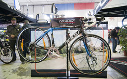 Bicicletta della strada del feltro ZW2 immagini stock