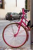 Bicicletta dentellare Immagini Stock Libere da Diritti