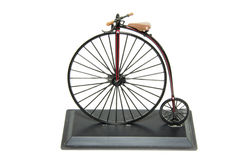 Bicicletta di Penny Farthing Historical Immagini Stock