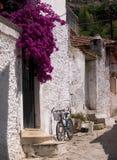 Bicicletta, Fethiye Fotografia Stock