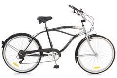 Bicicletta fredda fotografie stock libere da diritti