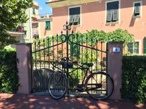 Bicicletta in Italia Fotografia Stock