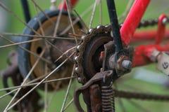 Bicicletta, paia del corpo, Immagini Stock
