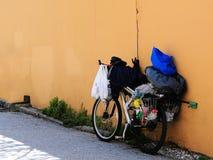 Bicicletta, St Augustine, FL Fotografie Stock