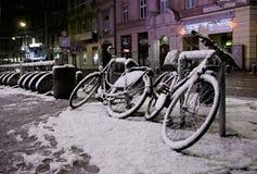 Biciclette fotografia stock libera da diritti