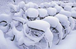 Biciclette Fotografie Stock Libere da Diritti