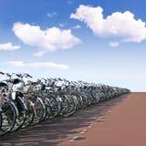 Biciclette Immagine Stock Libera da Diritti