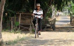 Biciclette Immagine Stock