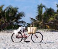 Biciclette di Varadero Cuba Fotografie Stock Libere da Diritti