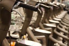 Bicis de París Imagen de archivo