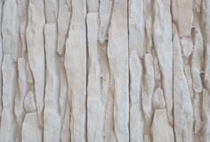 Bick-muur. De achtergrond van de steentextuur Stock Afbeeldingen