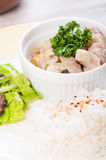 Bicol express Royalty Free Stock Images