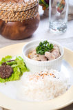 Bicol express Royalty Free Stock Photography