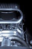 Bicromato di potassio della macchina da corsa Fotografia Stock Libera da Diritti