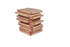 bicuits ciastek shortbread Zdjęcie Stock