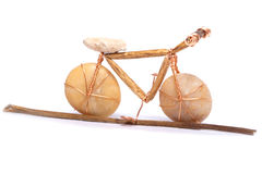 A bicycle Royalty Free Stock Photo