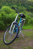 Bicycle. Royalty Free Stock Photos