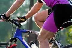 Bicycle Stock Photography