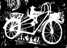 Bicycle stock illustration