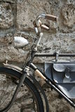 Bicycle. An old bicycle Stock Images
