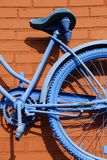 Bicycle Abstract royalty free stock photography