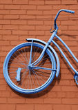 Bicycle Abstract Stock Image