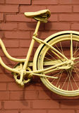 Bicycle Abstract Royalty Free Stock Photo