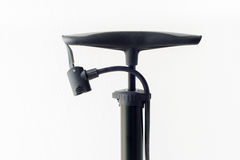Bicycle air pump Stock Photography