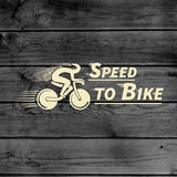 Bicycle badges logos and labels for any use Stock Images