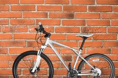 Bicycle. Mountain bike wheel tire sport single object stock photos
