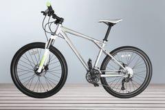 Bicycle. Mountain bike wheel tire sport single object white stock photos