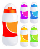 Bicycle bottle Royalty Free Stock Photography