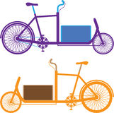Bicycle box Stock Photos