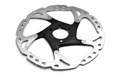 Bicycle brake disc Stock Photos