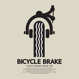 Bicycle Brake Royalty Free Stock Images