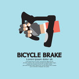 Bicycle Brake royalty free illustration