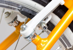 Bicycle Brakes. Royalty Free Stock Image